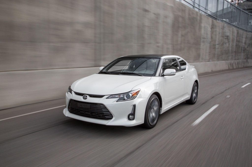 New 2018 Scion Tced Redesign