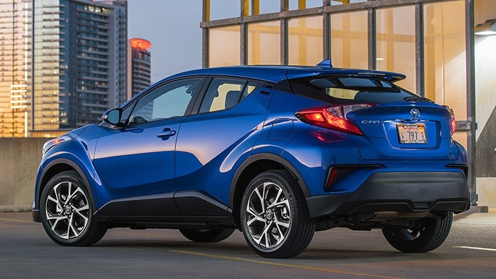 2018 Toyota C Hr Compact Overview