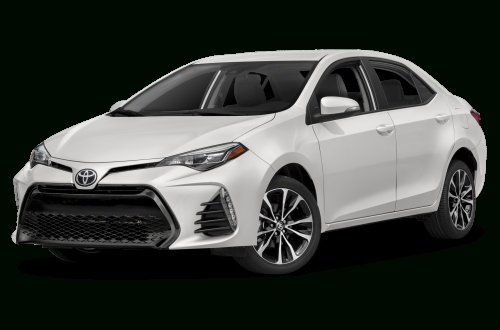 2018 Toyota Corolla Price and Release date