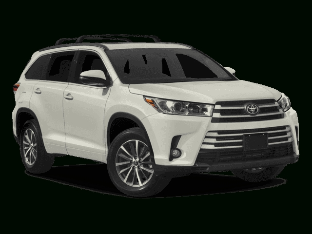 The 2018 Toyota Highlander Price and Release date