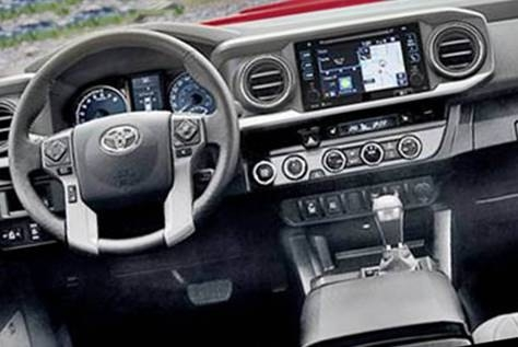 2018 Toyota Tacoma Diesel Release date and Specs