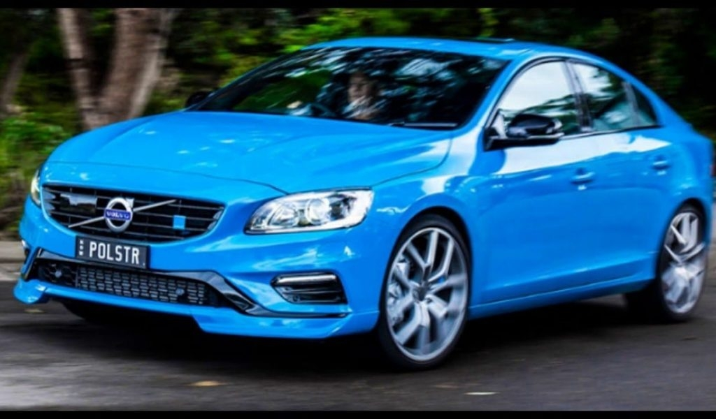 Best 2018 Volvo S60 Polestar Spy Shoot