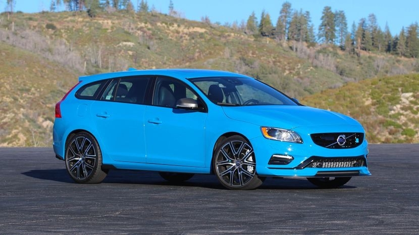 The 2018 Volvo S60 Polestar New Release