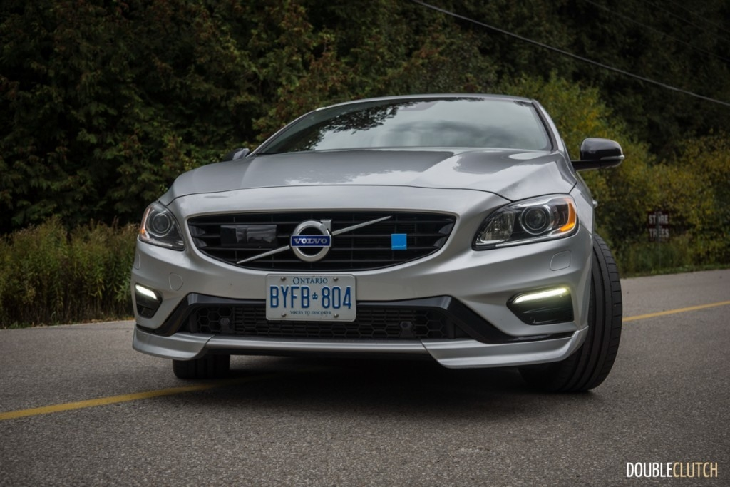 New 2018 Volvo S60 Polestar Interior