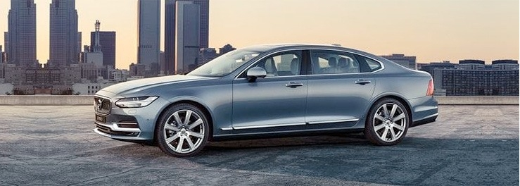 New 2018 Volvo S90 First Drive