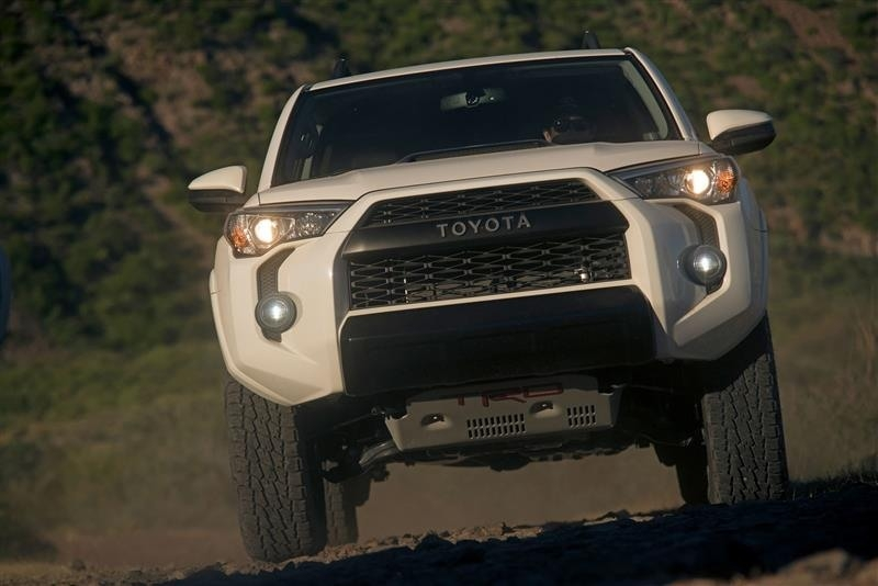 The 2019 4Runner Trail First Drive