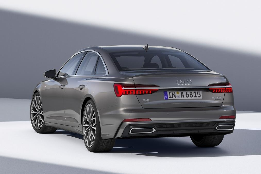 New 2019 A6 Audi Redesign