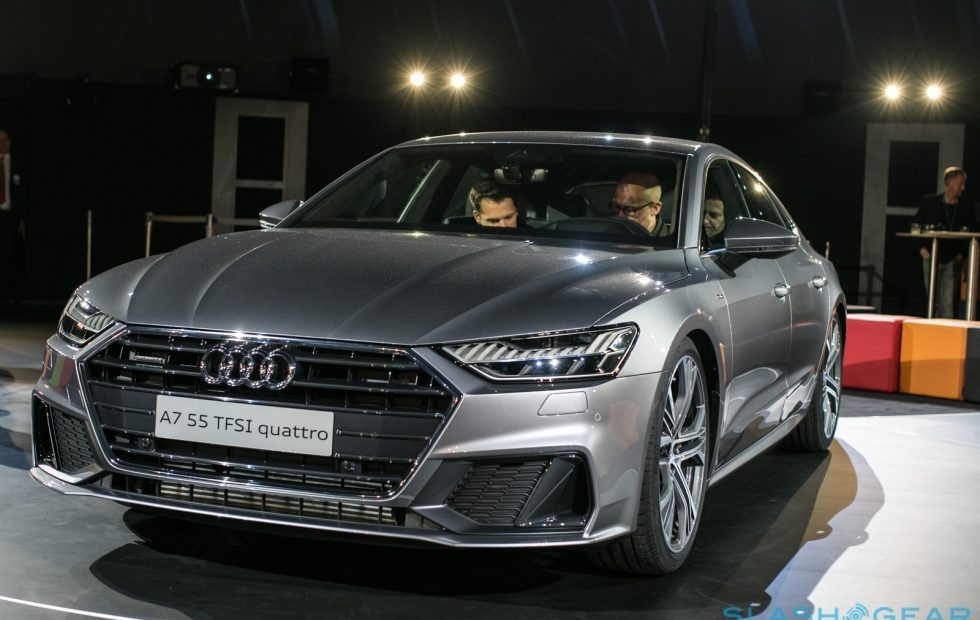 2019 A7 Overview