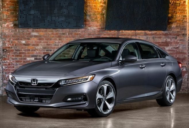 2019 Accord Sedan Picture