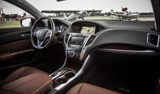 The 2019 Acura Ilx Interior Price and Release date
