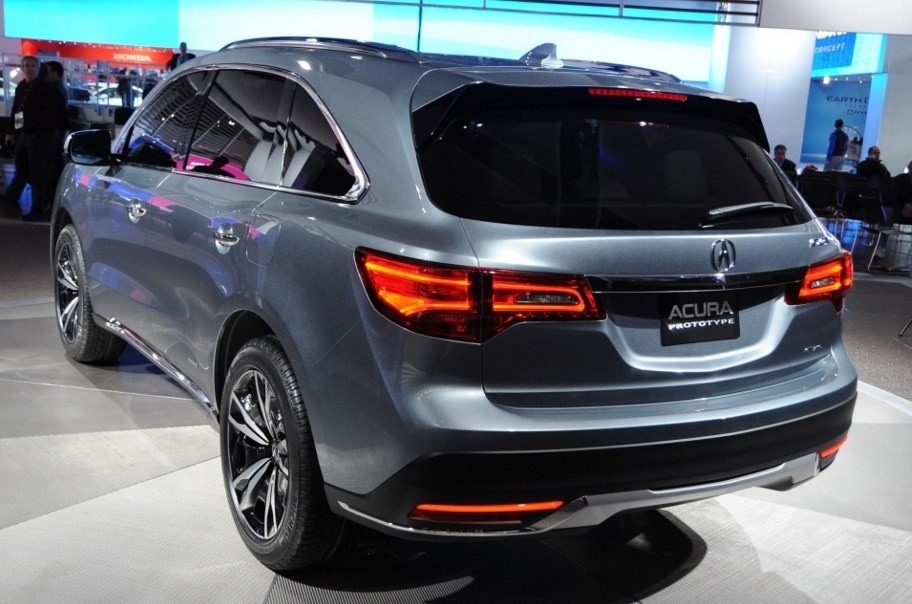 The 2019 Acura Mdx  Gallery Review