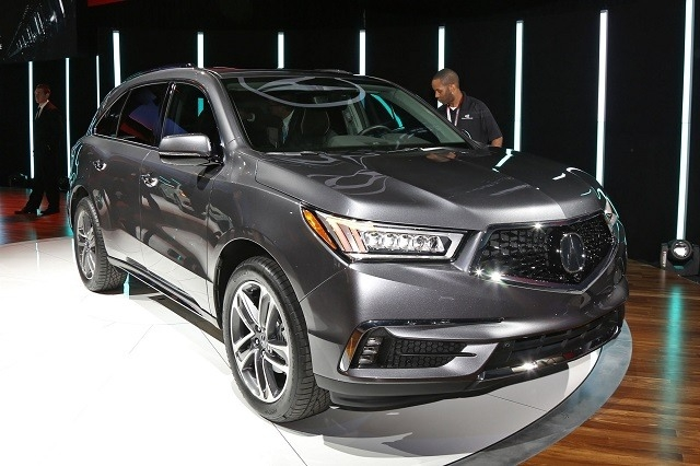 New 2019 Acura MDX Hybrid First Drive