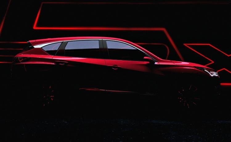 2019 Acura Nsx Teasers Overview