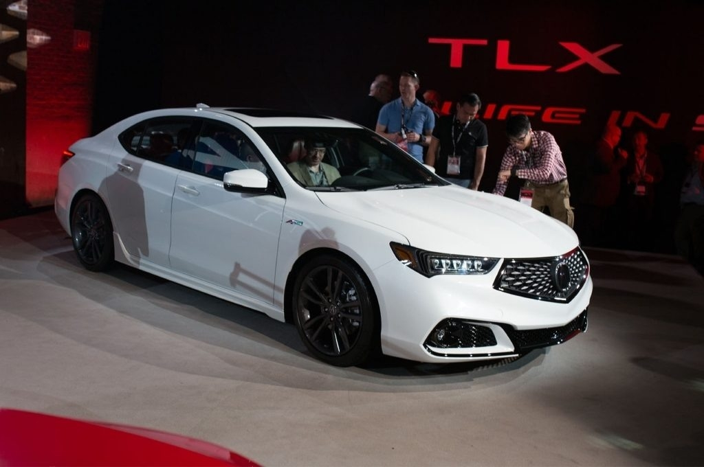 Best 2019 Acura Tlx Sport Redesign