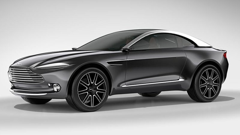 New 2019 Aston Martin Dbx Price and Release date