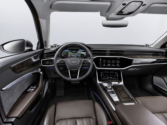 New 2019 Audi A6 Comes New Review