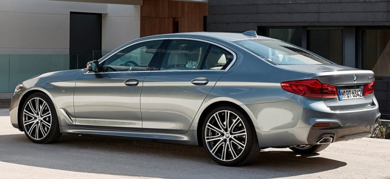 New 2019 BMW 550I New Review