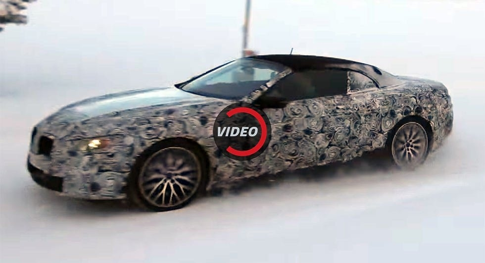 The 2019 BMW 650I Convertible Release date and Specs