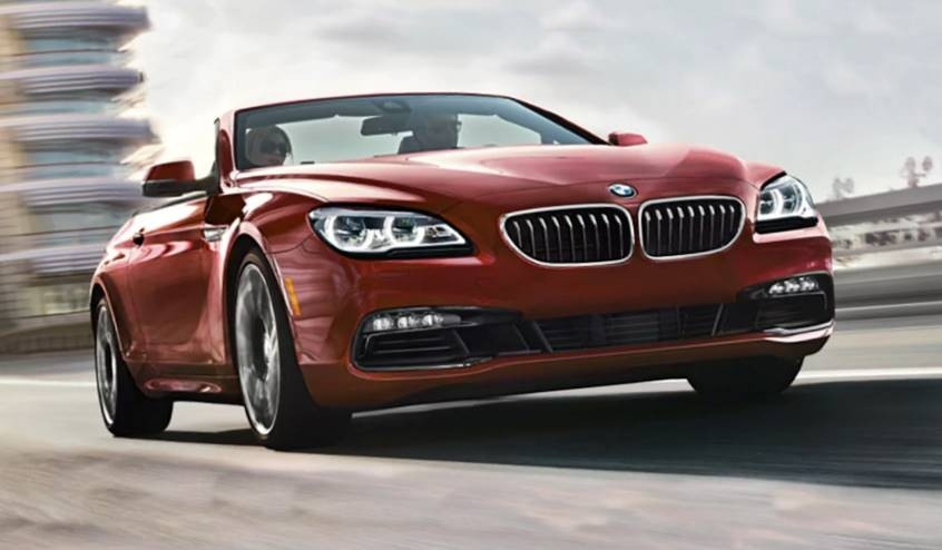 New 2019 BMW 650I Convertible Price