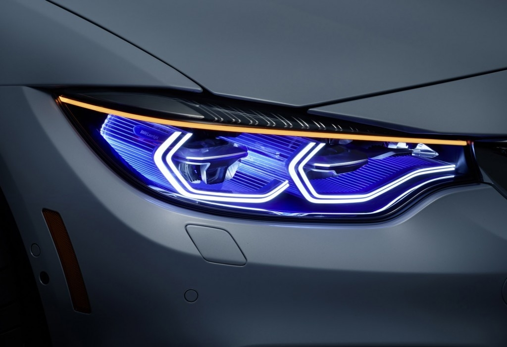 New 2019 BMW M4 Iconic Lights Spy Shoot