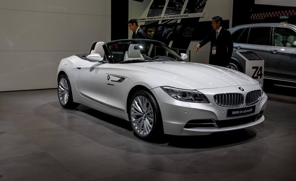 2019 BMW Z4 Roadster Overview