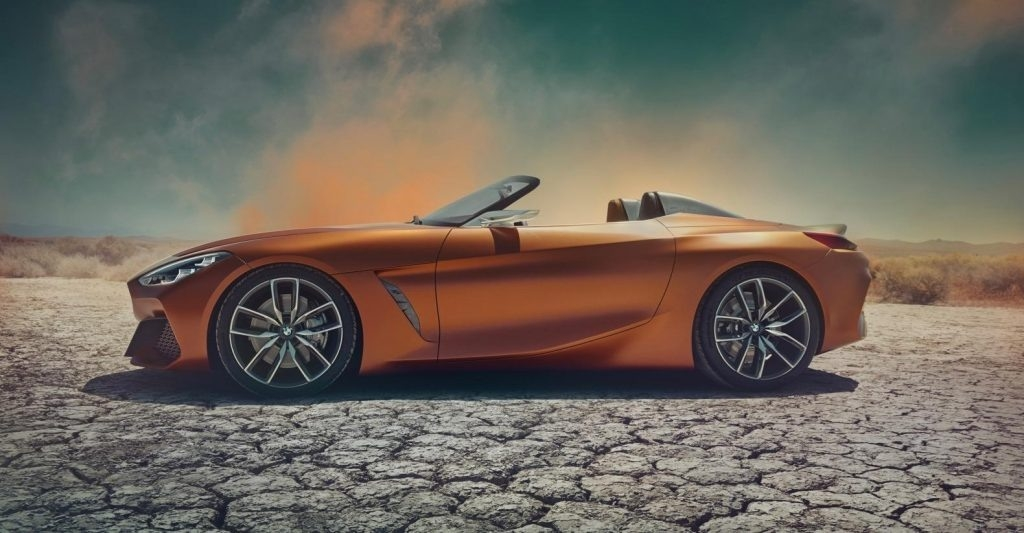 2019 BMW Z4 Roadster New Interior