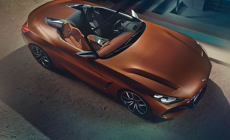 2019 BMW Z4 Roadster Price