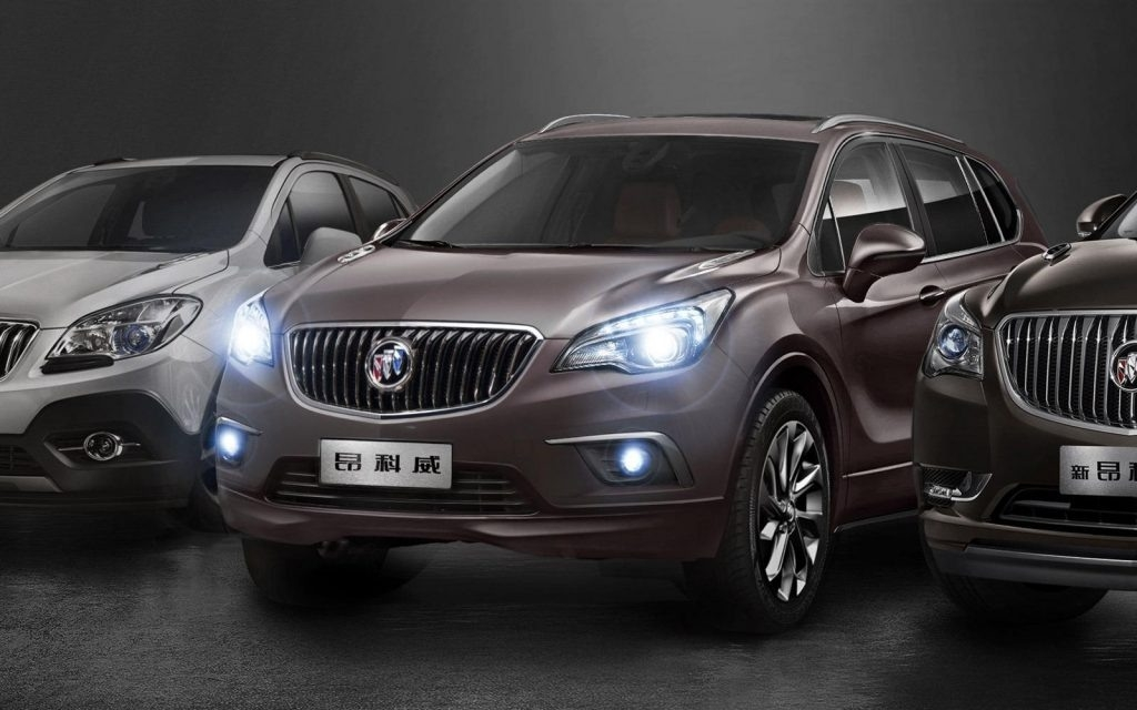 2019 Buick Anthem Release Date