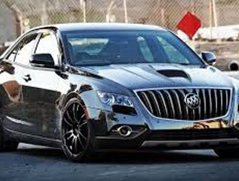 Best 2019 Buick Grand National Gnxprice Exterior