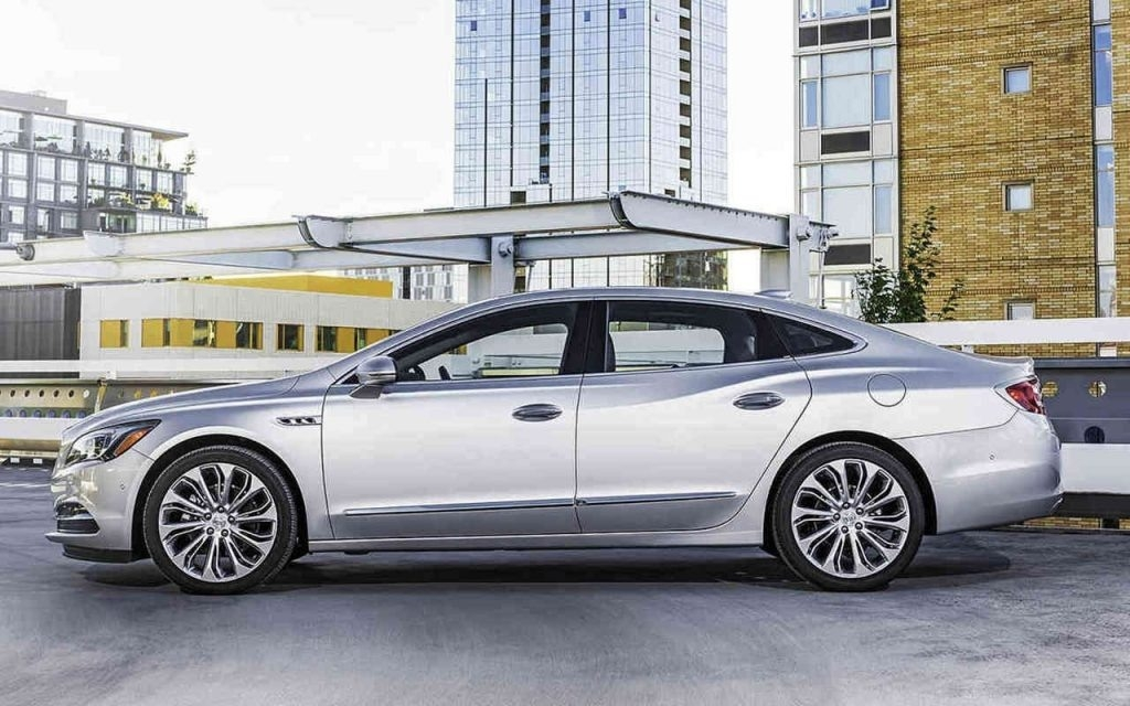 2019 Buick LaCRosses Release Date