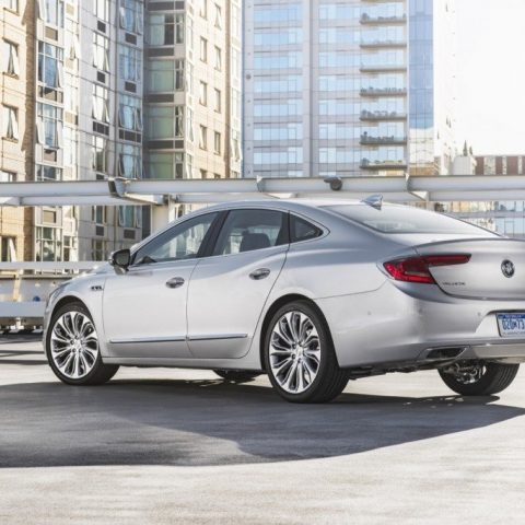 New 2019 Buick LaCRosses First Drive