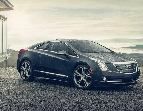 The 2019 Cadillac ELR s First Drive