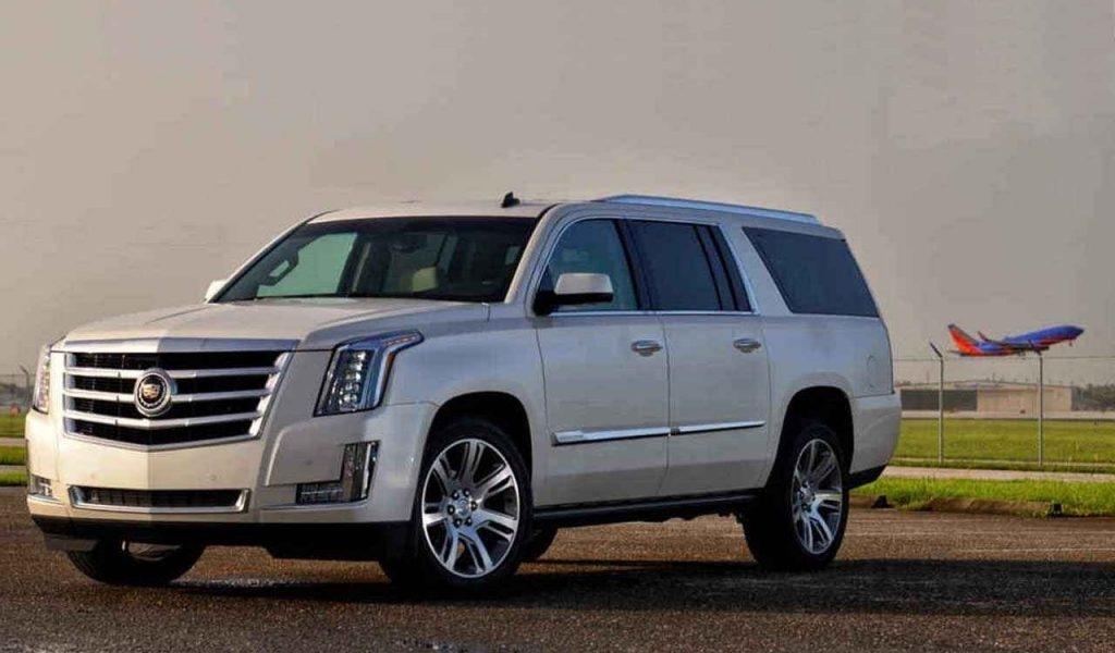 Best 2019 Cadillac Escalade V Ext Esv First Drive