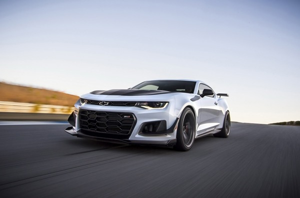 The 2019 Camaro Z28 Horsepower Picture