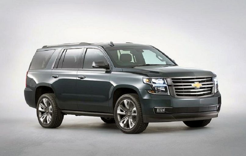 The 2019 Chevrolet Tahoe Colors Interior