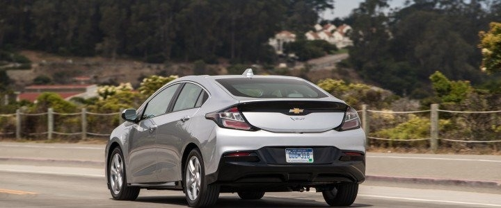 2019 Chevrolet Volt Order Guide Price and Release date
