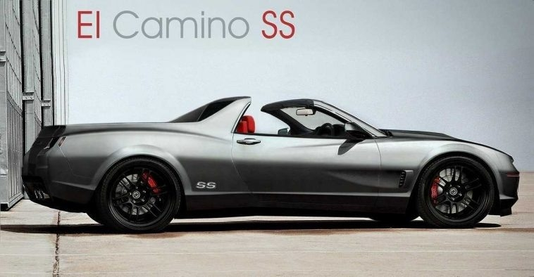 The 2019 Chevy El Camino Ss Release Date