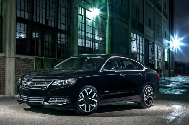 The 2019 Chevy Impala Ss Ltz Price