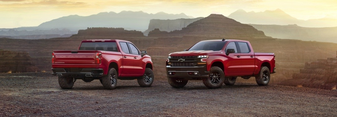 Best 2019 Chevy Silverado New Review
