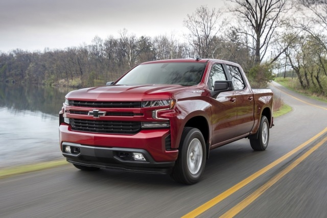 Best 2019 Chevy Silverado New Release