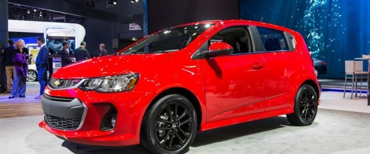 2019 Chevy Sonic Specs and Review