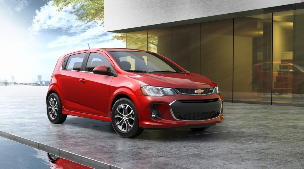 Best 2019 Chevy Sonic First Drive