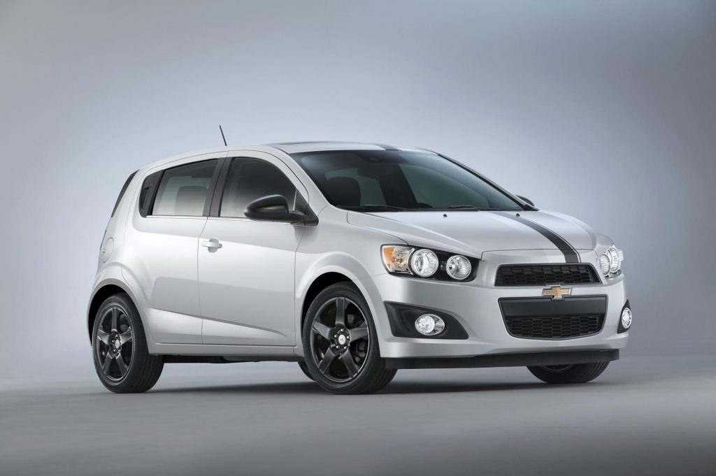 The 2019 Chevy Sonic Ss Ev Rs Concept
