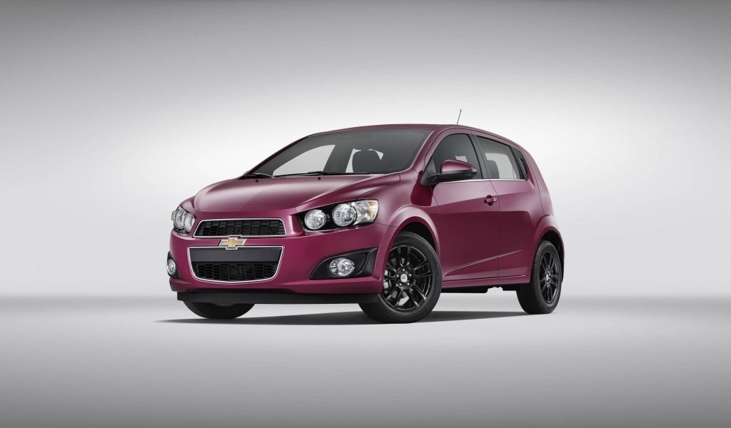 New 2019 Chevy Sonic Ss Ev Rs New Interior