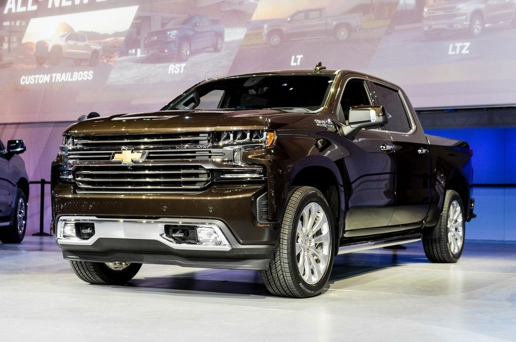 2019 Chevy Suburban Z71 New Review