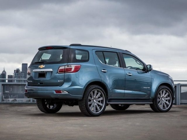 The 2019 Chevy Trailblazer Ss Redesign