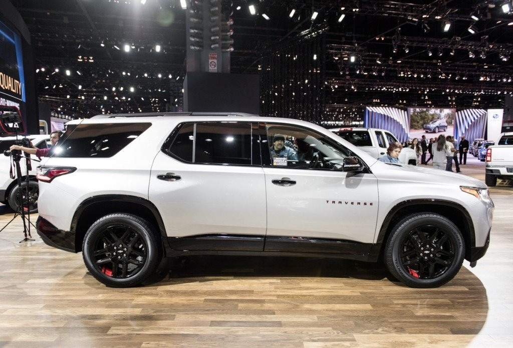New 2019 Chevy Traverse Picture