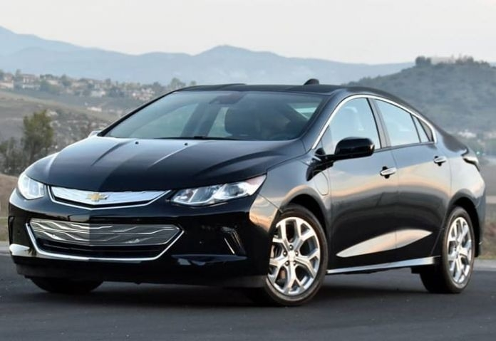 Best 2019 Chevy Volt Redesign and Price