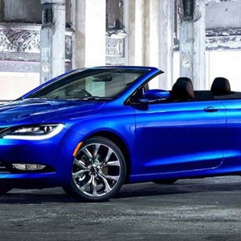 Best 2019 Chrysler 200 Convertible Srt Release Date
