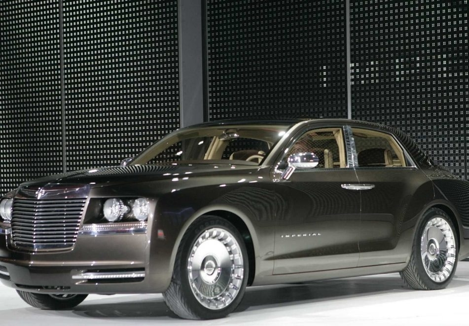 2019 Chrysler Imperial Pics Exterior